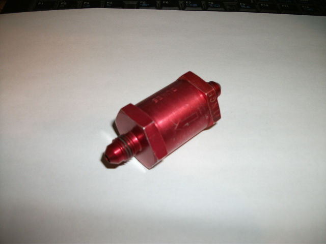 180 185 Fuel Check Valve Skywagon City